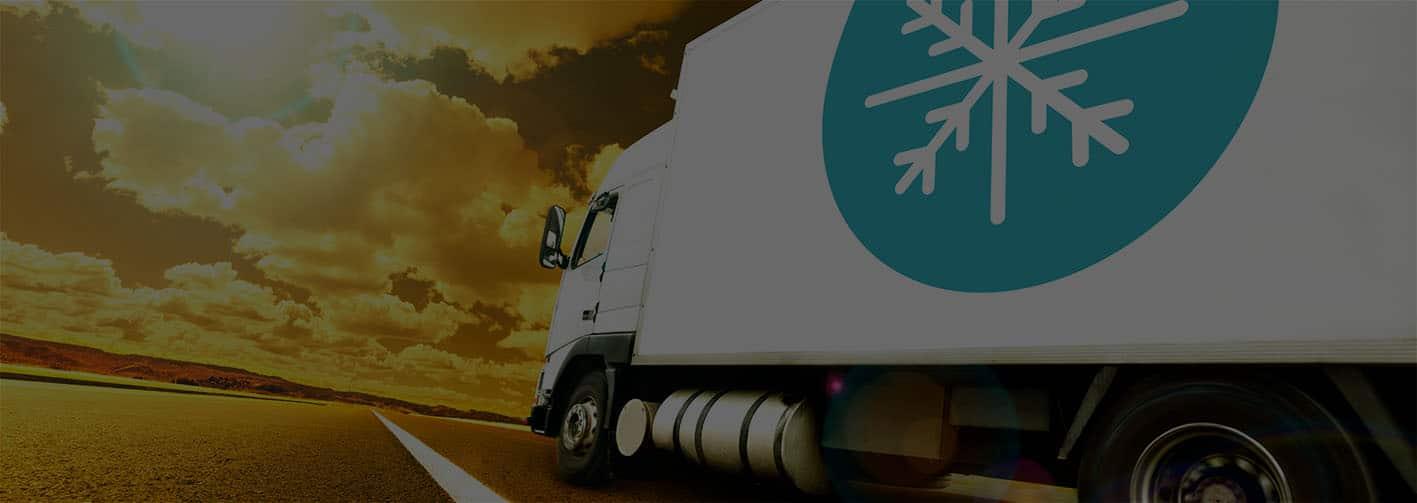 Camión y transporte