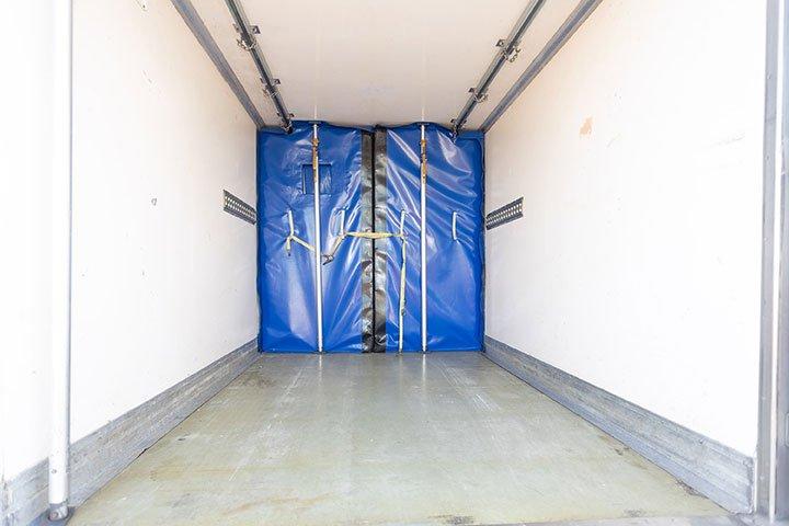 interior camion