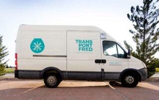 furgoneta transportfred